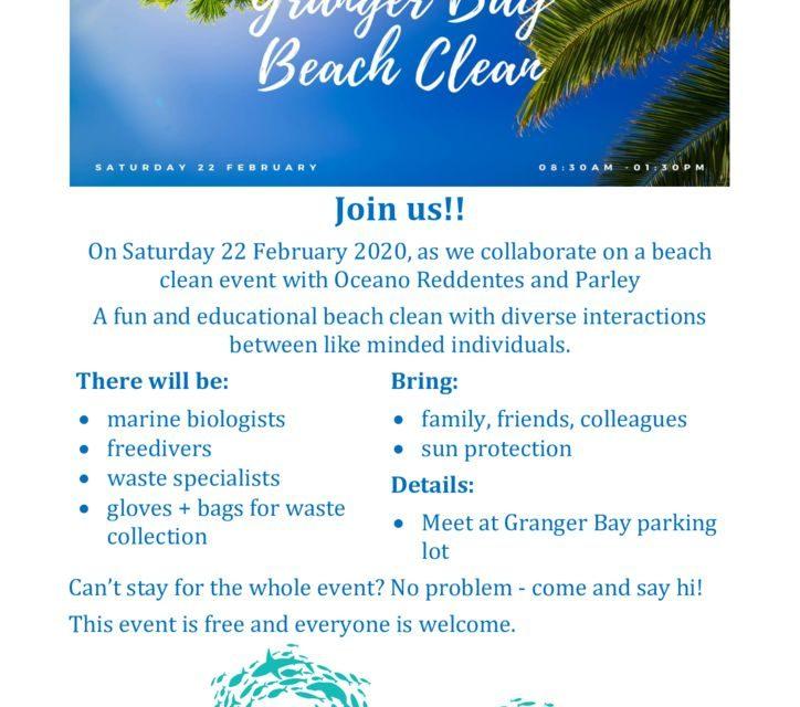 GRANGER BAY BEACH CLEAN