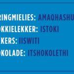 isiXhosa 2020: week 4