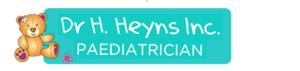 Dr H Heyns logo chosen 1 logo 1 5 300x71